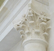Westwood House Detail